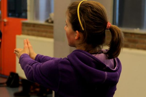 Workshop Stepping Mechelen