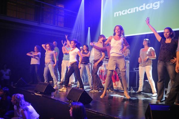 De leukste activiteit met de flashmob workshop i n Mechelen!