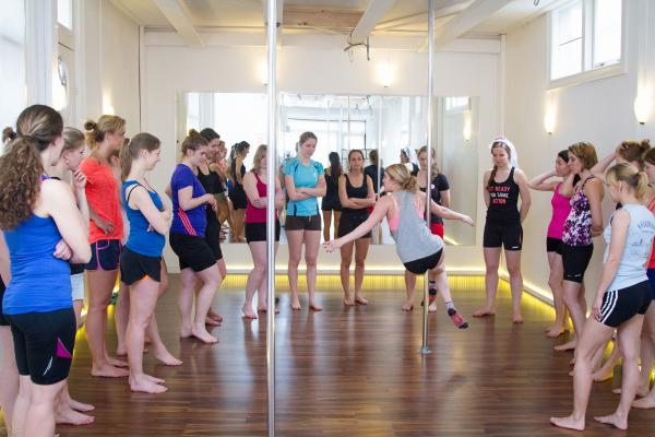 Workshop Paaldansen Mechelen