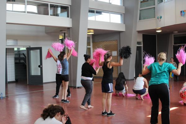 Workshop Cheerleading Mechelen
