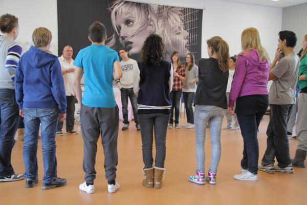 Workshop Theatersport Mechelen