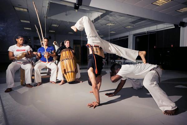 Workshop Capoeira Mechelen