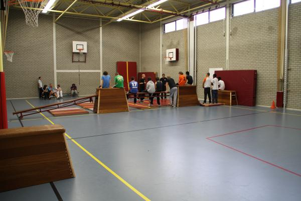 Workshop Freerunnen Mechelen