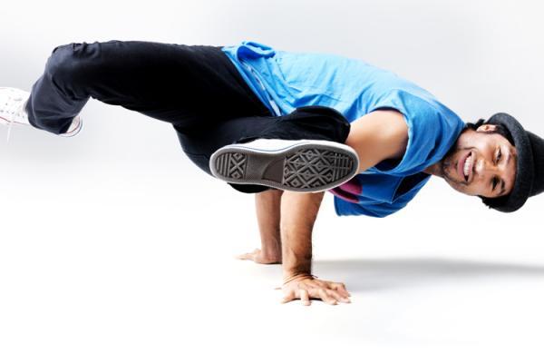 Workshop Breakdance Mechelen