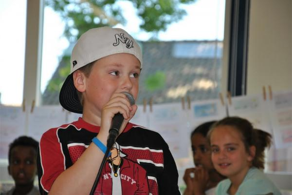 Workshop Beatboxen Mechelen
